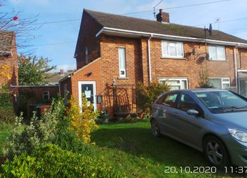 2 bed semi-detached house for sale in Gunby Avenue, Lincoln LN6