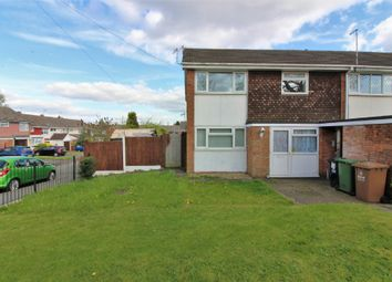 Thumbnail 2 bed flat for sale in Bridgnorth Grove, Willenhall