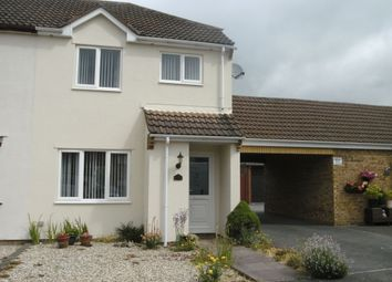 Thumbnail 3 bed end terrace house to rent in Pelham Court, Bridgwater