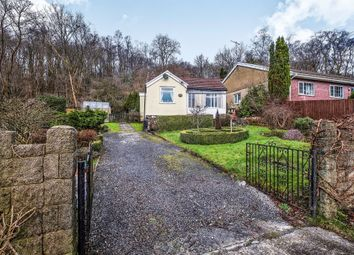 Thumbnail 2 bedroom detached bungalow for sale in Intervalley Road, Glynneath, Neath
