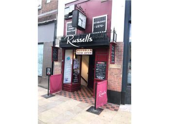 Thumbnail Restaurant/cafe for sale in Corporation Street, Bolton