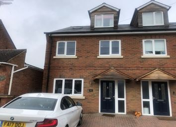 Thumbnail 4 bed semi-detached house to rent in Garden Road, Dunstable