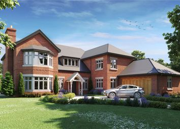 Thumbnail 5 bed detached house for sale in Brooklea, The Beeches, Malpas, Cheshire