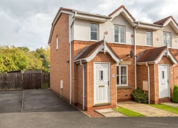 Thumbnail 2 bedroom end terrace house for sale in Harewood Close, York
