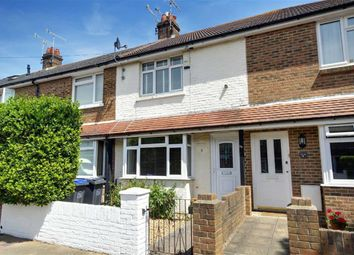 Thumbnail 2 bedroom terraced house for sale in St Anselms Road, Thomas A Becket, Worthing, West Sussex