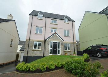 Thumbnail 4 bed detached house to rent in King Charles Street, Falmouth
