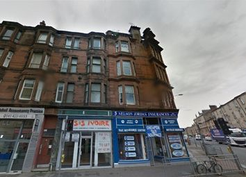Thumbnail 1 bed flat to rent in Allison Street, Glasgow