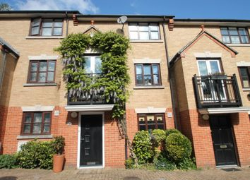 Thumbnail 3 bed town house for sale in New Green Place, London
