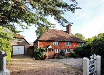 Thumbnail 3 bed detached house for sale in Benenden Road, Biddenden, Kent