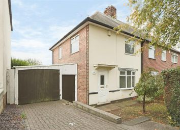 Thumbnail 3 bed semi-detached house for sale in Needham Road, Arnold, Nottingham