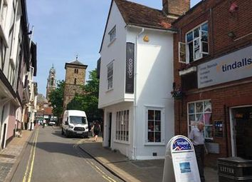 Thumbnail Retail premises for sale in 26 Trinity Street, Colchester, Essex