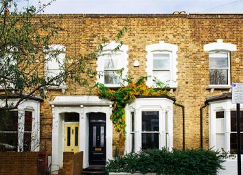 Thumbnail 3 bedroom property for sale in Reedholm Villas, Stoke Newington, London