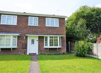 Thumbnail 3 bed end terrace house for sale in Panton Close, Stafford