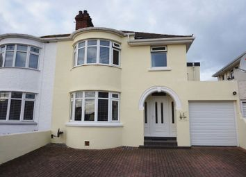 Thumbnail 3 bed property for sale in Plat Douet Road, St. Saviour, Jersey
