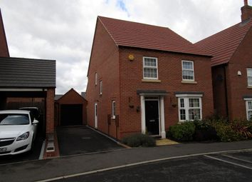 Thumbnail 4 bed property to rent in Slatewalk Way, Leicester, Leicestershire