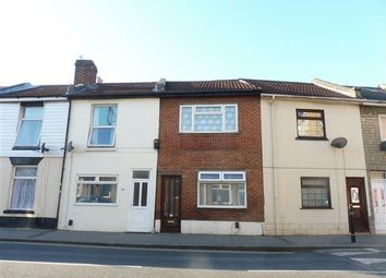 Thumbnail 3 bed property to rent in Fawcett Road, Southsea