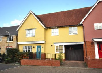 Thumbnail 4 bed semi-detached house to rent in Castlefields, Great Leighs, Chelmsford