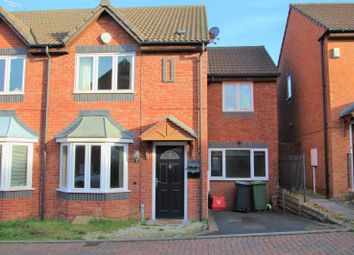 Thumbnail 3 bed semi-detached house for sale in Horsepool Hollow, Leamington Spa