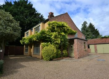 Thumbnail 4 bed detached house for sale in Norwich Road, Yaxham, Dereham, Norfolk.