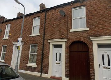 Thumbnail 3 bed terraced house to rent in Collingwood Street, Carlisle