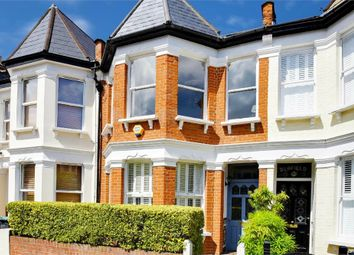 Thumbnail 5 bed terraced house for sale in Victoria Road, Alexandra Park, London