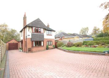 Thumbnail 3 bed detached house for sale in Tunstall Road, Knypersley, Stoke-On-Trent