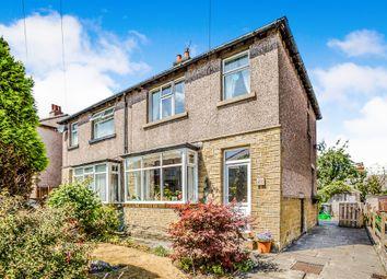 Thumbnail 3 bedroom semi-detached house for sale in Battye Avenue, Crosland Moor, Huddersfield