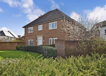 5 bed detached house for sale in Beacon Avenue, Kings Hill, West Malling, Kent ME19