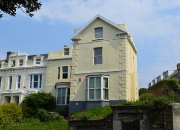 Thumbnail 3 bedroom flat for sale in North Hill, Plymouth, Devon