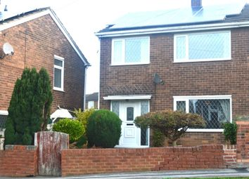 Thumbnail 3 bed semi-detached house for sale in Poplar Green, Pontefract
