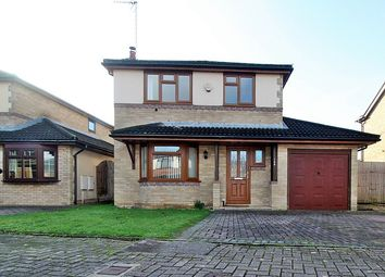 Thumbnail 4 bed detached house for sale in Ynysddu, Pontyclun, Rhondda, Cynon, Taff.