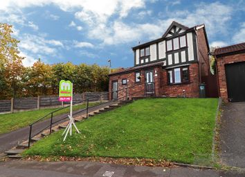 Thumbnail 4 bed detached house for sale in Christ Church Lane, Harwood, Bolton