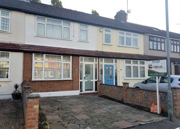 Thumbnail 2 bed terraced house to rent in Richards Avenue, Romford