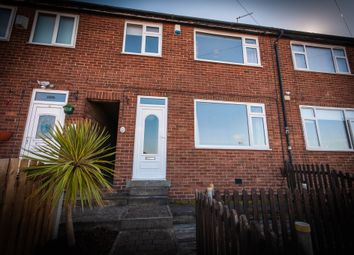 Thumbnail 3 bed terraced house for sale in Blue Hill Crescent, Lower Wortley, Leeds