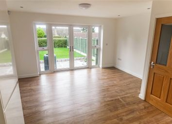 Thumbnail 3 bedroom town house for sale in Hollybush Close, Leicester