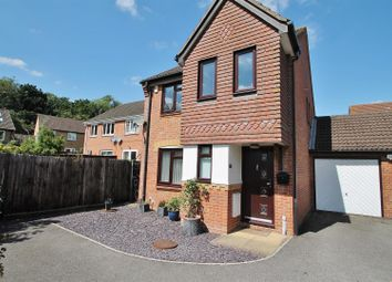 Thumbnail 4 bed link-detached house for sale in The Topiary, Lychpit, Basingstoke