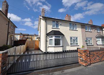 Thumbnail 3 bed semi-detached house for sale in Byrne Avenue, Rock Ferry, Birkenhead