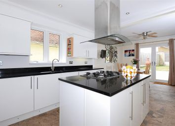Thumbnail 5 bedroom detached bungalow for sale in Woodlands Avenue, Hamworthy, Poole