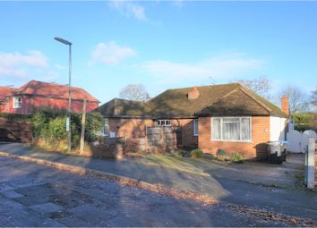 Thumbnail 3 bed bungalow for sale in Robin Hood Road, Woking