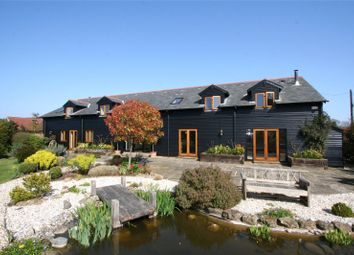 Thumbnail 5 bed detached house to rent in Steels Lane, Chidham, Chichester, West Sussex