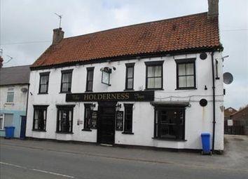 Thumbnail Pub/bar for sale in The Holderness Inn, 9 High Street, Patrington