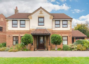 Thumbnail 4 bedroom property for sale in Boyce Crescent, Old Farm Park, Milton Keynes
