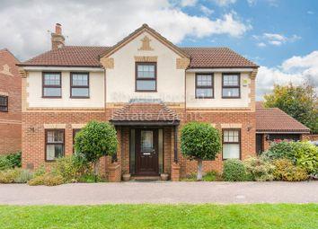 Thumbnail 4 bedroom property for sale in Boyce Crescent, Old Farm Park, Milton Keynes