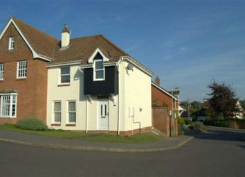 Thumbnail 3 bed semi-detached house to rent in Aubrey Close, Barton Park, Marlborough, Wiltshire