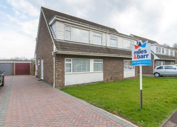 Thumbnail 3 bed semi-detached house for sale in Newlands, Whitfield, Dover