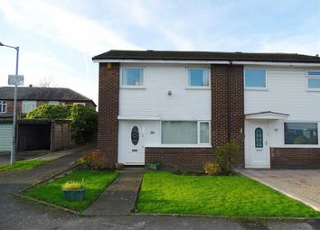 Thumbnail 3 bed semi-detached house for sale in Beechcroft, Prestwich, Prestwich Manchester