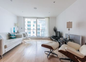 Thumbnail 2 bed flat to rent in Hamilton House, 6 St George Wharf, London, London