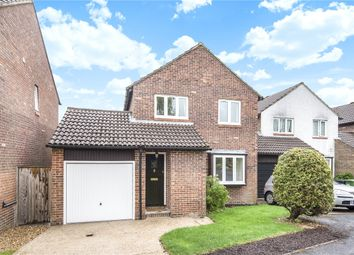 Thumbnail 3 bed link-detached house for sale in St. Annes Close, Winchester, Hampshire