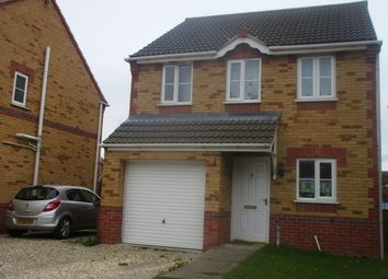 Thumbnail 3 bed detached house to rent in Regents Close, Scunthorpe