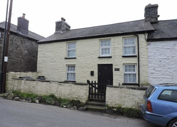 Thumbnail 3 bed property for sale in Tregaron